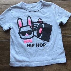 Gap Bunny Top in 18-24 Months